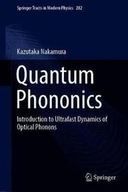 Quantum Phononics by Kazutaka Nakamura