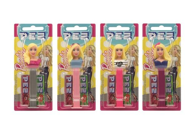 Pez: Barbie Candy Dispenser