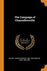 The Campaign of Chancellorsville by Bigelow John 1854-1936 image