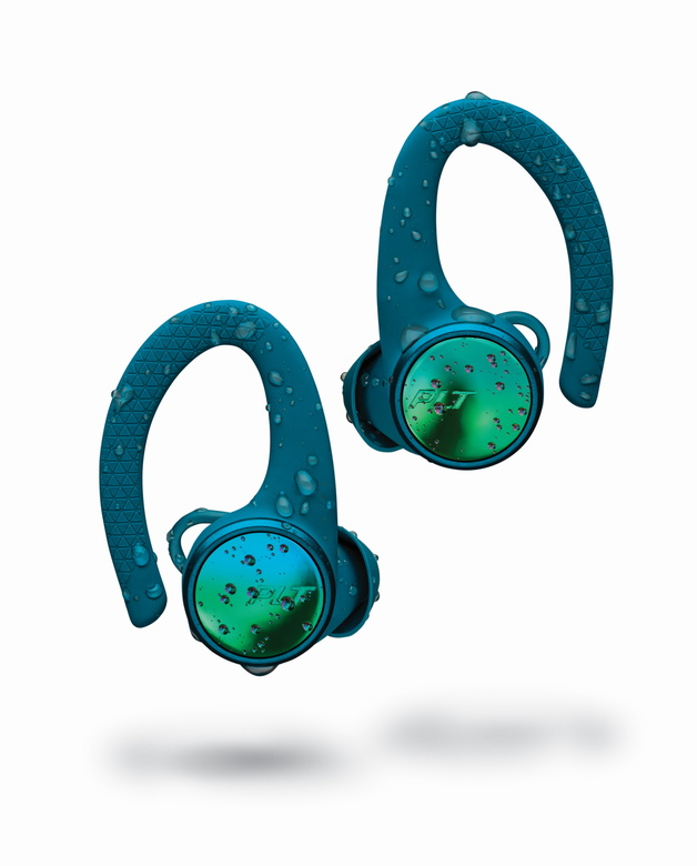 Plantronics: BackBeat Fit 3200 Earphones - Teal