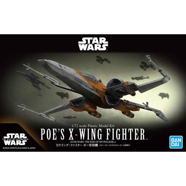 Star Wars: 1/72 Poe's X-wing Fighter - Model Kit