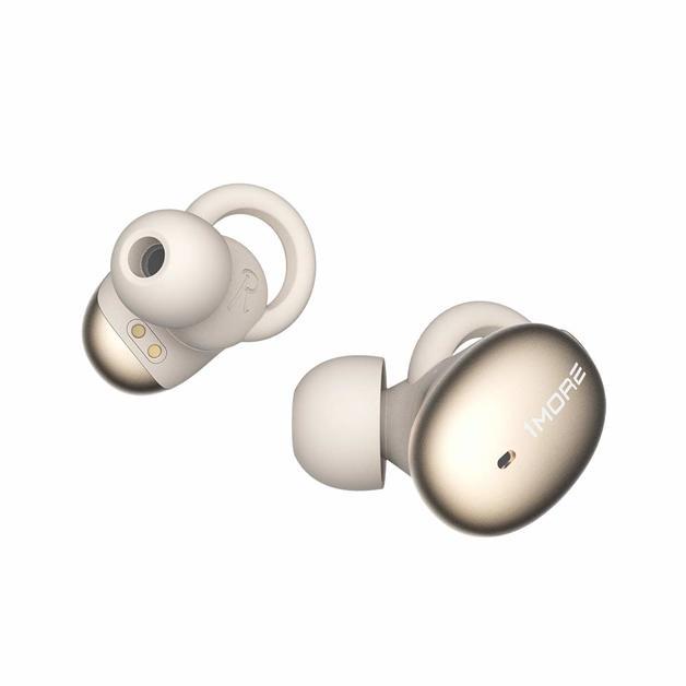 1MORE Stylish True Wireless in-Ear Headphones - Gold