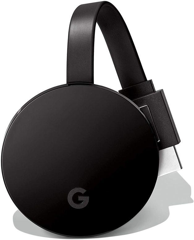 Google Chromecast Ultra - Black