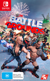 WWE 2K Battlegrounds for Switch