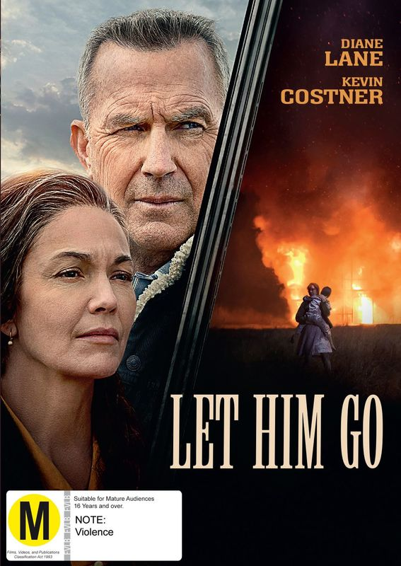 Let Him Go on DVD