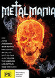 Metal Mania on DVD