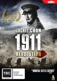 1911 Revolution DVD image