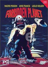 Forbidden Planet (NTSC) on DVD