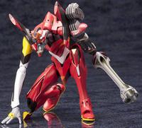 Evangelion Eva-02b Q Ver. 1/400 Figure Model