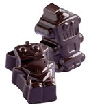 Easy Choc Silicone Mould - Robots