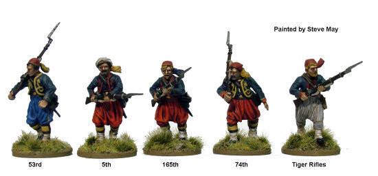 American Civil War: Zouaves (1861-1865) image