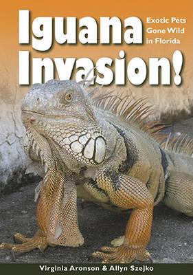 Iguana Invasion! by Virginia Aronson image