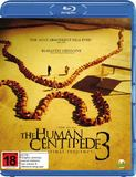Human Centipede 3: Final Sequence on Blu-ray