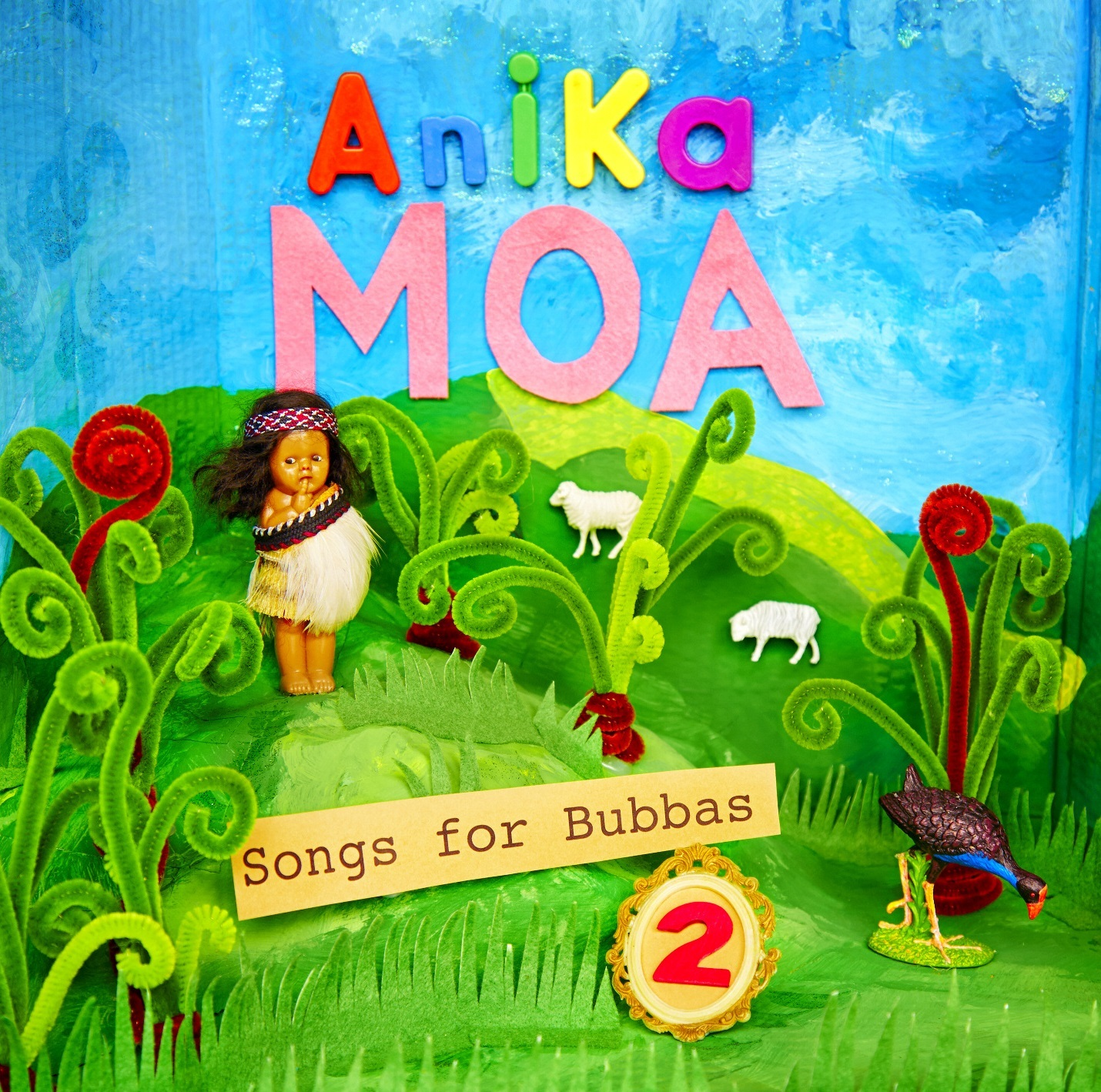 Songs For Bubbas Vol 2 by Anika Moa image