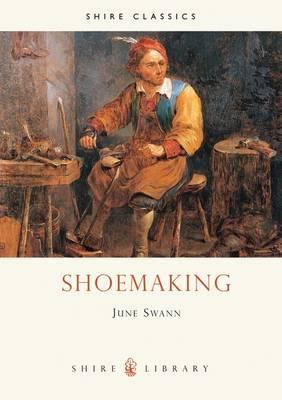 Shoemaking by June Swann