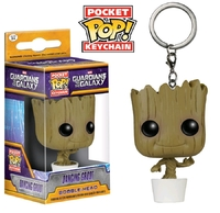 Guardians of the Galaxy - Baby Groot Pocket Pop! Key Chain