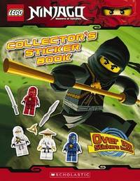 Lego Ninjago: Collector's Sticker Book by Scholastic