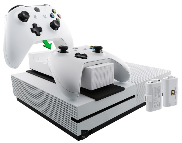 Nyko Xbox One S Modular Charge Station for Xbox One