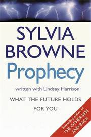 Prophecy by Sylvia Browne image