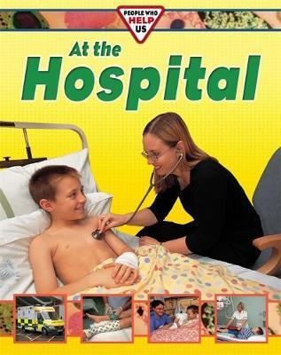 At The Hospital by Deborah Chancellor image
