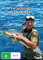 Crocodile Hunter, The - Vol. 7: Swimming With Sharks on DVD