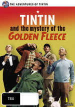 Adventures Of Tintin, The - Tintin And The Mystery Of The Golden Fleece on DVD