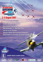 Highlights Of The Wide Bay Australian International Airshow 2007 on DVD
