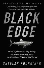 Black Edge by Sheelah Kolhatkar