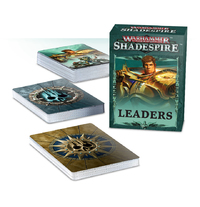 Warhammer Underworlds: Shadespire - Leader Cards
