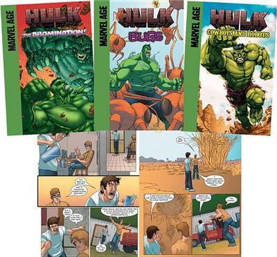 Hulk by Mike Raicht