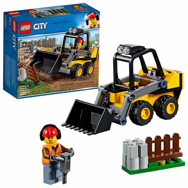 LEGO City: Construction Loader (60219)