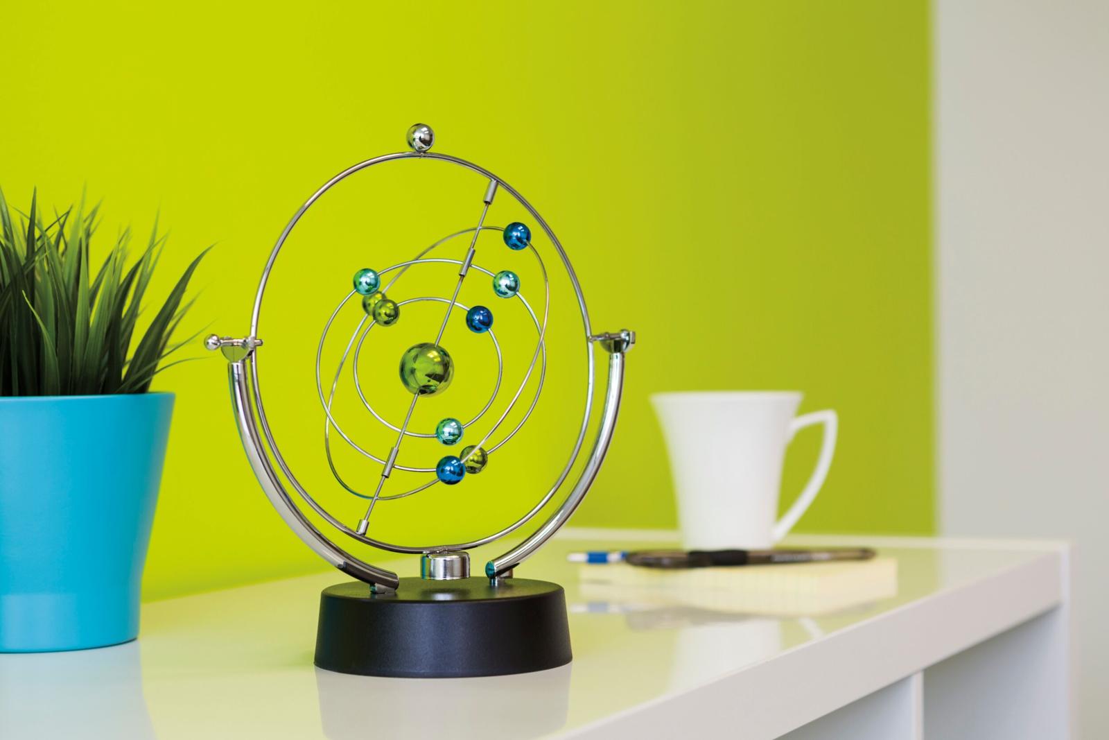 Toysmith: Galaxy Kinetic Mobile - Desk Toy image