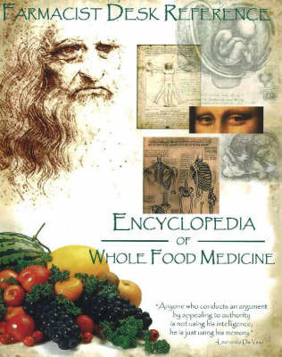 Farmacist Desk Reference: Encyclopaedia of Whole Food Medicine by Don Tolman image