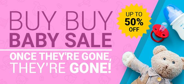 Buy Buy Baby Sale!