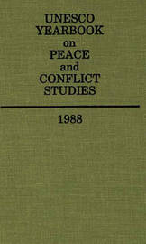 Unesco Yearbook on Peace and Conflict Studies 1988 by UNESCO image