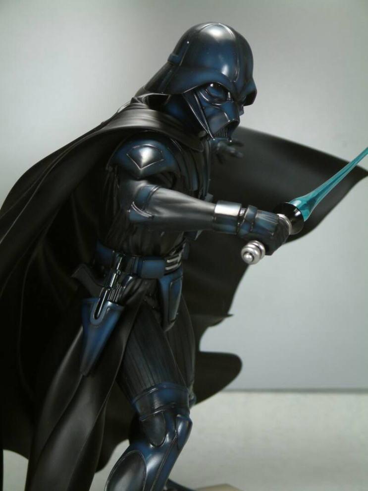 Star Wars Luke Skywalker VS Darth Vader ArtFX PVC Statue