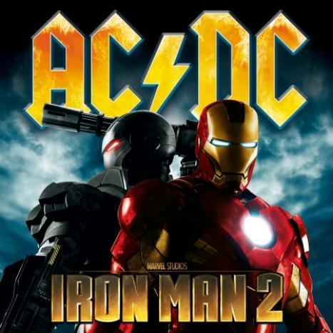 AC/DC: Iron Man 2 Deluxe Edition (CD/DVD) by AC/DC