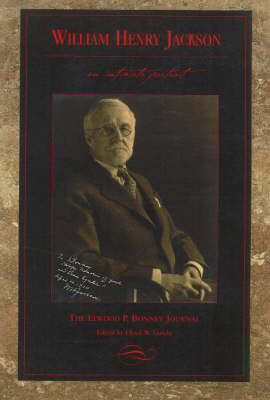 William Henry Jackson by Lloyd W. Gundy