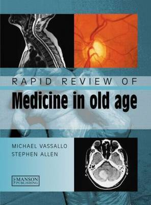 Rapid Review of Medicine in Old Age by Michael Vassallo image