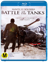 Saints and Soldiers: Battle of the Tanks Blu-ray on Blu-ray