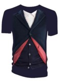Doctor Who: 12th Doctor Costume T-Shirt - XL