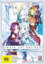 Sword Art Online 2 - Part 4 Limited Edition on Blu-ray