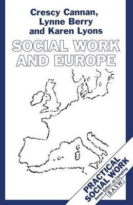 Social Work and Europe by Crescy Cannan image