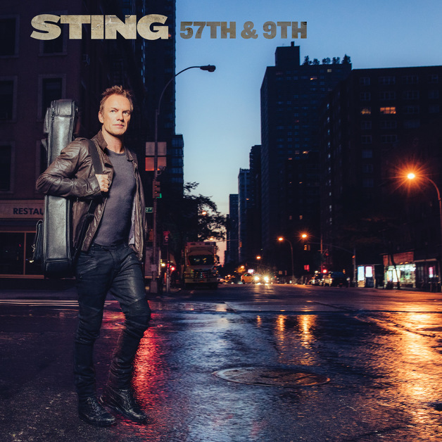57TH & 9TH - (Super Deluxe) by Sting