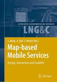 Map-based Mobile Services