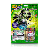 Crayola: Colour Alive Monster High