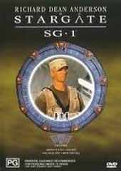 Stargate SG-1 - Volume 06 - Serpents Song on DVD