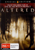 Altered on DVD