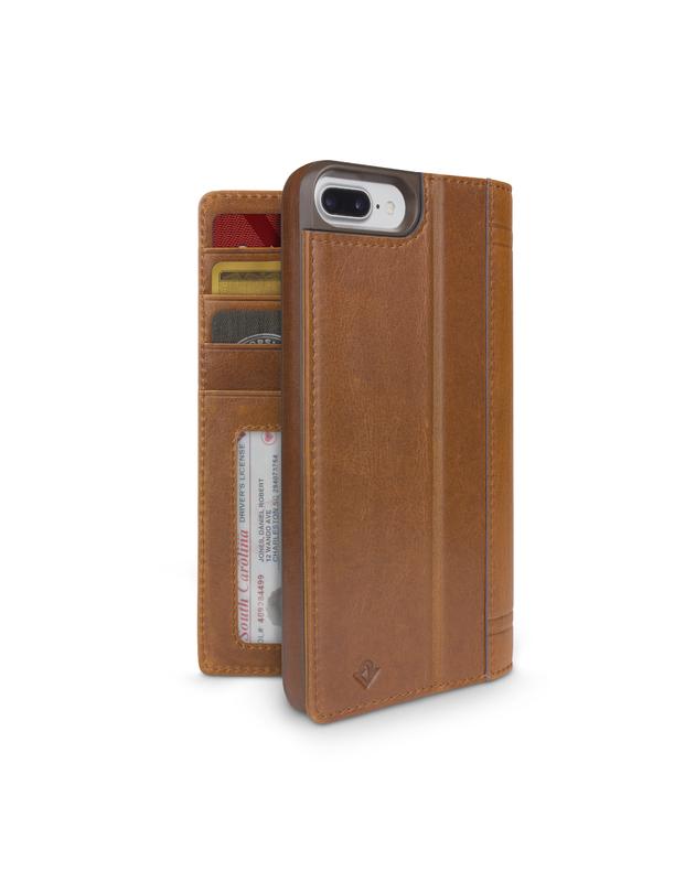 Twelve South Journal for iPhone 7 Plus (Cognac)