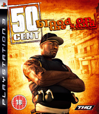 50 Cent: Blood on the Sand for PS3
